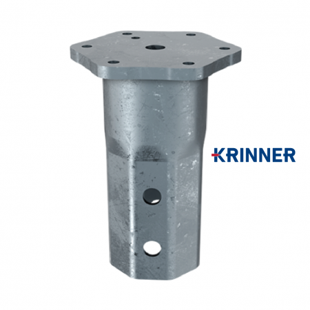 Main image of - for Heavy loads — KRINNER ⌀ 140 - 6.3 mm - groundscrews.shop - get ground screws online with delivery.