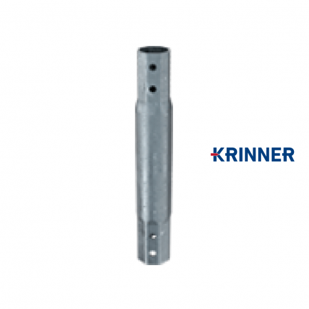 Main image of - V profile — KRINNER ⌀ 140 - 6.3x860 mm - groundscrews.shop - get ground screws online with delivery.
