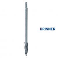 Main image of —  KRINNER ⌀ 89 - 5 mm - KSF V 89x5x2000 PT — get screw pile online on Groundsrews.shop