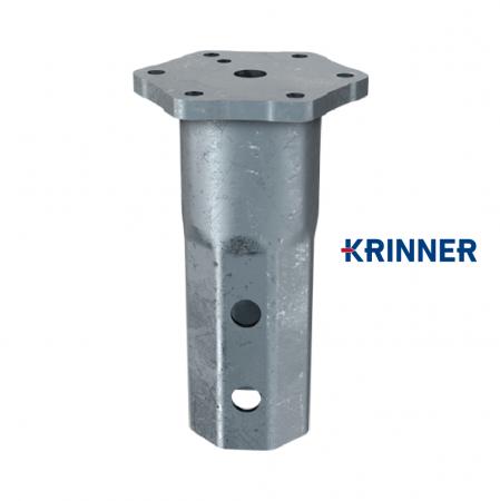 Main image of - V profils — KRINNER ⌀ 114 - 5 mm - groundscrews.shop - get ground screws online with delivery.