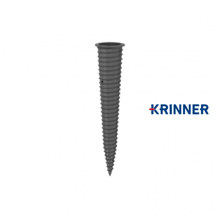 Main image of -  — KRINNER ⌀ 42 - 650 mm - groundscrews.shop - get ground screws online with delivery.