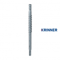 Main image of — KRINNER ⌀ 76 - 3,6 mm - KSF V 76x3.6x1500 ET  — get screw pile online on Groundsrews.shop