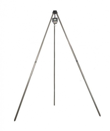 Main image of - Installation equipment — Tripod - groundscrews.shop - get ground screws online with delivery.