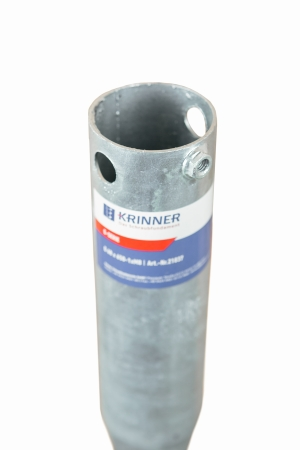 Product G profils - KRINNER ⌀ 68 - 650 mm gallery, examples of use — Groundscrews.shop - order screw piles online