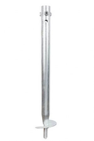 Main image of - V profile — ⌀ 60 - 900 mm - groundscrews.shop - get ground screws online with delivery.
