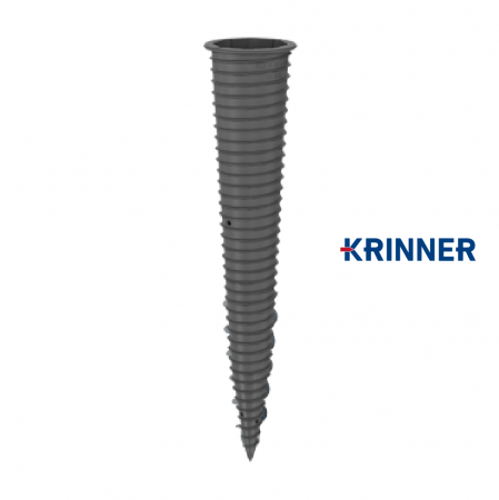 Main image of -  — KRINNER ⌀ 60 - 800 mm - groundscrews.shop - get ground screws online with delivery.