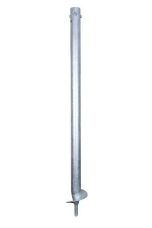 Main image of - V profile — ⌀ 76 - 1600 mm - groundscrews.shop - get ground screws online with delivery.