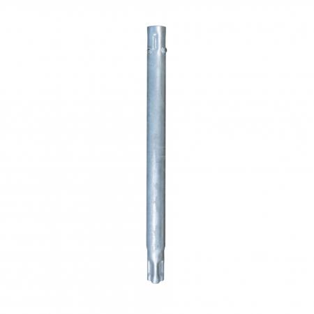 Main image of - Aksesuāri — G Profila pagarinājums ( 1m ) - groundscrews.shop - get ground screws online with delivery.