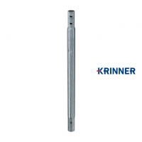 Main image of — KRINNER ⌀ 89 - 5 mm - KSF V 89x5x1500 E — get screw pile online on Groundsrews.shop