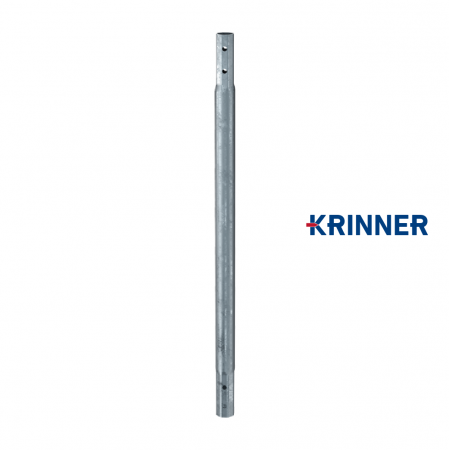 Main image of - V profile — KRINNER ⌀ 76 - 3,6 mm - groundscrews.shop - get ground screws online with delivery.