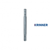 Main image of — KRINNER ⌀ 76 - 3,6x860 mm - KSF V 76x3.6x860E — get screw pile online on Groundsrews.shop