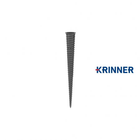 Main image of -  — KRINNER ⌀ 34 - 550 mm - groundscrews.shop - get ground screws online with delivery.