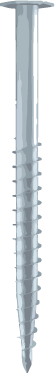 Main image of - M profile — ⌀ 76 - 1300 mm - groundscrews.shop - get ground screws online with delivery.